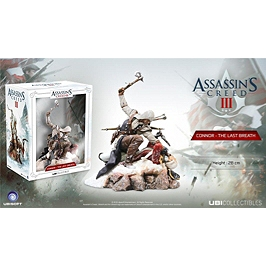 Figurine Assassin's Creed 3 Connor - the last breath