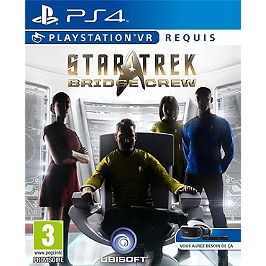 Star Trek : bridge crew (Playstation VR) (PS4)