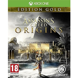 Assassin's creed origins - édition gold (XBOXONE)