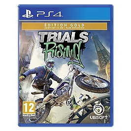 Trials rising - édition gold (PS4)