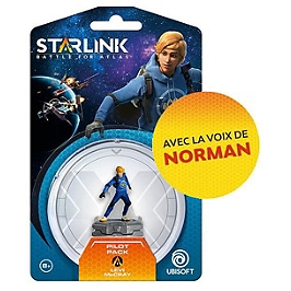 Pack pilote starlink levi toys