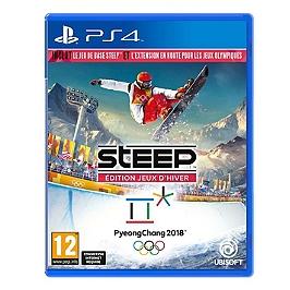 Steep édition jeux d'hiver (PS4)