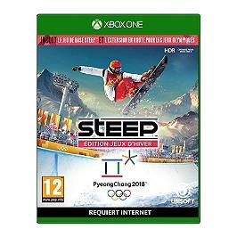 Steep édition jeux d'hiver (XBOXONE)