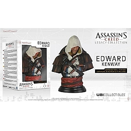 Assassin's Creed : buste Edward Kenway