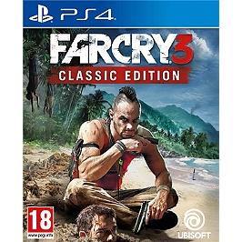 Far Cry 3 - édition classic (PS4)
