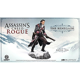 Assassin's creed rogue : figurine Shay
