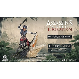 Assassin's creed : figurine aveline