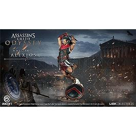 Assassin's creed odyssey : figurine alexios