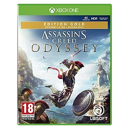 Assassin's creed odyssey - édition gold (XBOXONE)