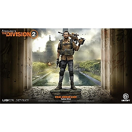 The division 2 : figurine brian johnson