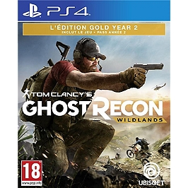Ghost recon wildlands year 2 - édition gold (PS4)
