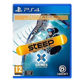 Steep x games - édition gold (PS4)