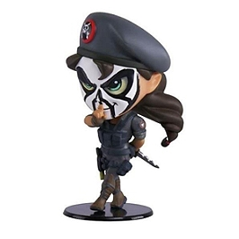 Six collection - chibi figurine caveira