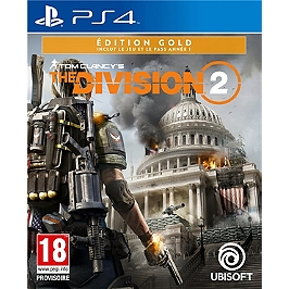 The division 2 - édition gold (PS4)