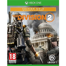 The division 2 - édition gold (XBOXONE)