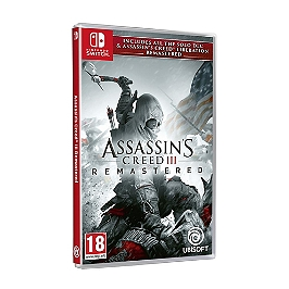 Assassin's creed III + assassin's creed liberation remastered (SWITCH)