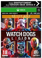 Watch dogs legion - édition gold (XBOXONE)