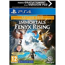 Immortals Fenyx Rising - édition gold (PS4)