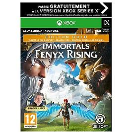 Immortals Fenyx Rising (XBOX ONE & XBOX SERIES X) - édition gold (XBOX X)