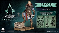 Assassin's creed valhalla figurine eivor