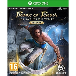 Prince of Persia : Les sables du temps Remake (XBOX ONE & XBOX SERIES X) (XBOX X)