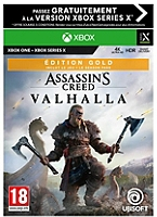 Assassin's creed valhalla - édition gold (XBOXONE)