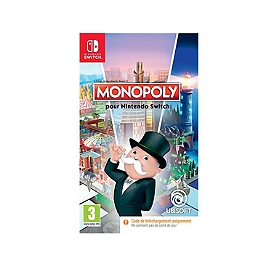 Monopoly (code in a box) (SWITCH)