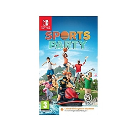Sports Party (code in a box) (SWITCH)