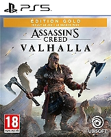 Assassin's Creed Valhalla - édition gold (PS5)