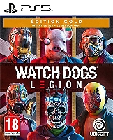 Watch Dogs Legion - édition gold (PS5)