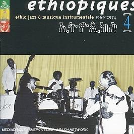 éthiopiques /vol.4 : ethio jazz et musique experimentale 1969-1974, CD