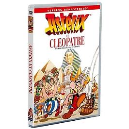 Asterix et Cléopâtre, Dvd