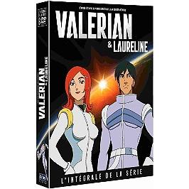 Coffret intégrale Valerian et Laureline, Dvd