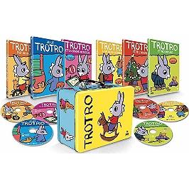 Coffret Trotro 6 films, Dvd
