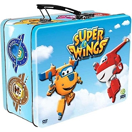 Coffret super wings 4 films, Dvd