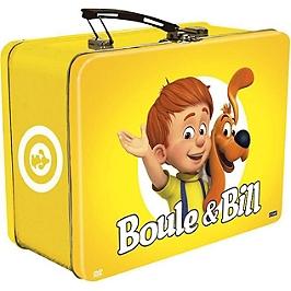 Coffret Boule & Bill 4 films, Dvd
