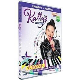 Coffret Kally's mashup, vol. 1 : une pianiste prodige, 25 épisodes, Dvd