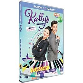 Coffret Kally's mashup, saison 1, vol. 2, 25 épisodes, Dvd