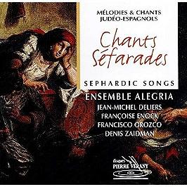 Chants séfarades, CD