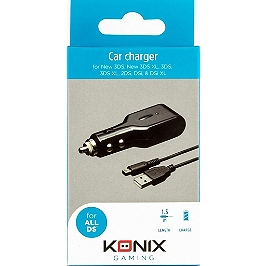Chargeur allume-cigare 3DS/XL/2DS (3DS)