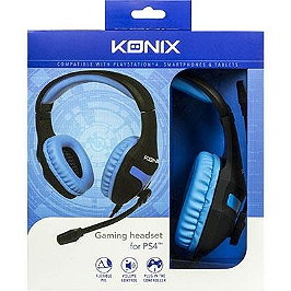 Casque gaming PS-400 pour PS4 (PS4)