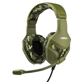 Konix casque ps400 - Camouflage (PS4)