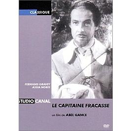 Le capitaine Fracasse, Dvd