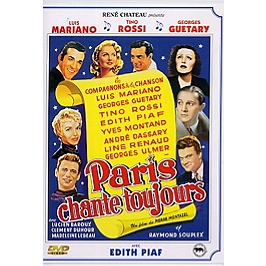 Paris chante toujours, Dvd