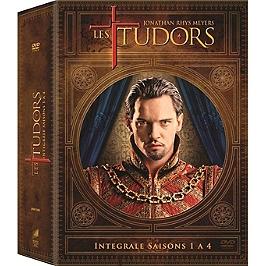 Coffret intégrale the Tudors, Dvd
