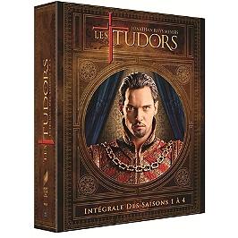 Coffret intégrale the Tudors, Blu-ray