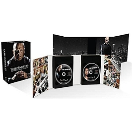 Coffret intégrale the shield, Dvd