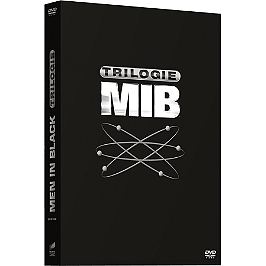 Coffret trilogie men in black, Dvd