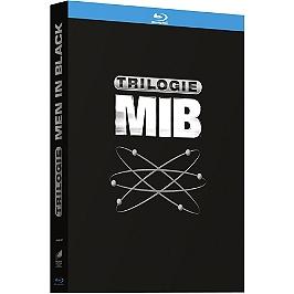 Coffret trilogie men in black, Blu-ray