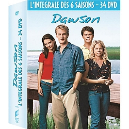 Coffret intégrale Dawson, Dvd